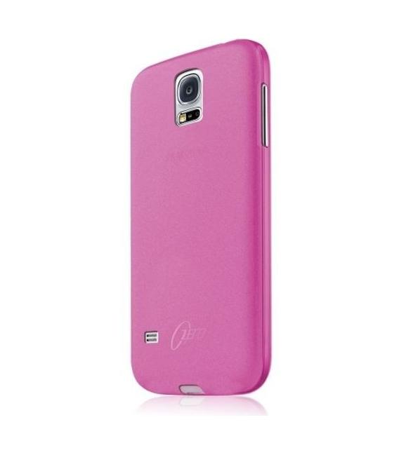Zadný extratenký kryt itSkins ZERO.3 pre Samsung Galaxy S5, ružová