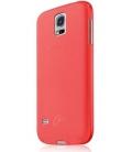 Zadný extratenký kryt itSkins ZERO.3 pre Samsung Galaxy S5, červená