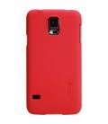Púzdro Nillkin Super Frosted Samsung G900 Galaxy S5 červené