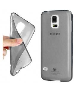 Púzdro Imak TPU pre Samsung Galaxy S5,  čierne