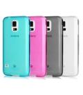 Invisible soft case IMAK 0,6 mm pre Samsung Galaxy S5