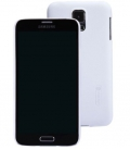 Puzdro Nillkin Super Frosted pre Samsung Galaxy S5 mini - G800, White + ochranná fólia na displej