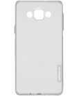 Púzdro Nillkin Nature Samsung Galaxy A7 sivé