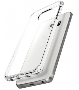 Púzdro Spigen Ultra Hybrid Samsung Galaxy S6 Edge Plus Crystal clear