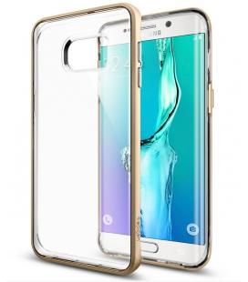 Púzdro Spigen Neo Hybrid Crystal Samsung Galaxy S6 Edge Plus - G928F zlaté