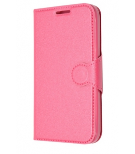 Púzdro FIXED s gélovou vaničkou Samsung Galaxy Core Prime G360 ružové