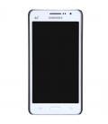 Nillkin Super Frosted Zadný Kryt hnedý pre Samsung G530 Galaxy Grand Prime