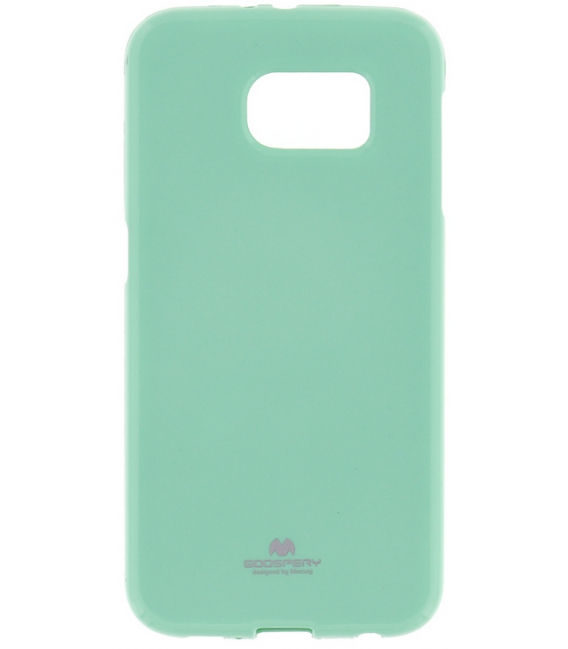 Mercury Jelly Case pro Samsung G925 Galaxy S6 Edge Mint
