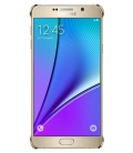 EF-QN920CFE Samsung Clear Cover pro Galaxy Note5 Gold (EU Blister)