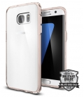 Púzdro Spigen Ultra Hybrid Samsung Galaxy S7 Edge G935F Rose Crystal