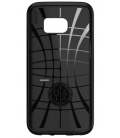 Púzdro SPIGEN Slim Armor Metal Slate, Galaxy S7 Edge