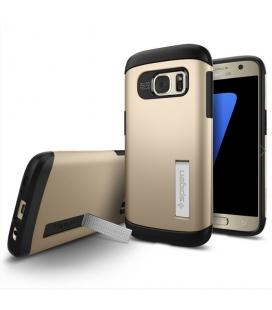 Púzdro SPIGEN Slim Armor Champagne gold, Galaxy S7