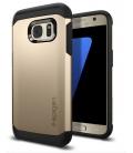 Púzdro Spigen Tough Armor Galaxy S7 zlaté