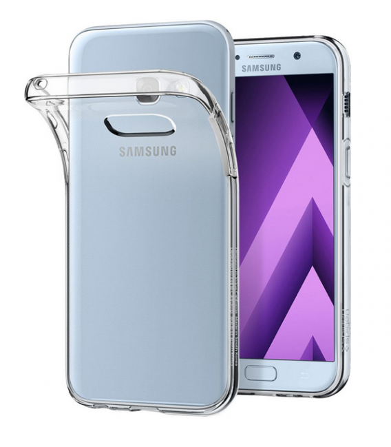 Spigen Liquid Crystal, clear - Galaxy A3(2017)