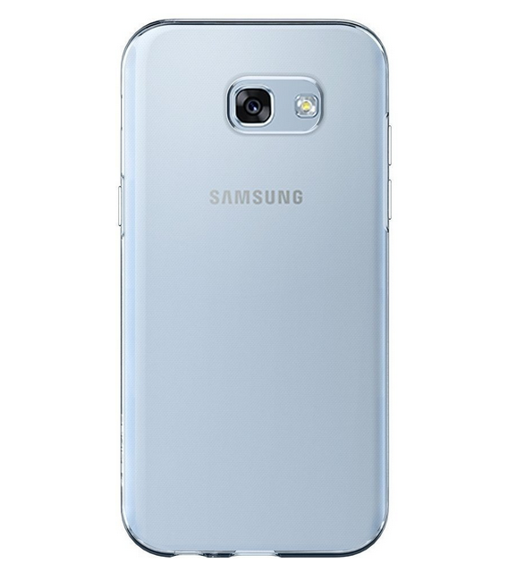 Spigen Liquid Crystal, clear - Galaxy A5 (2017)