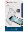 Zadný číry kryt s ochranným rámčekom CellularLine CLEAR DUO pre Samsung Galaxy A5 (2017)