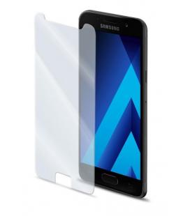 Ochranné tvrdené sklo CELLY Glass antiblueray pre Samsung Galaxy A5 (2017), s ANTI-BLUE-RAY vrstvou