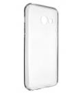 Ultratenké TPU gélové puzdro FIXED Skin pre Samsung Galaxy A3 (2017), 0,5 mm, číre