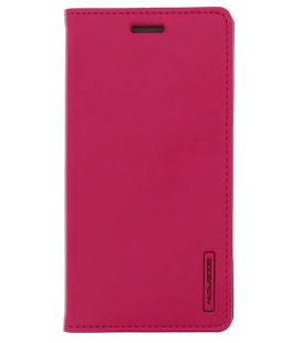 Mercury Blue Moon Flip Pouzdro pro Samsung A520 Galaxy A5 (2017) Hot Pink