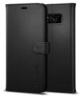 Púzdro Spigen Wallet S Samsung Galaxy S8 čierne