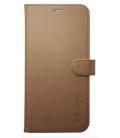 Púzdro Spigen Wallet S Samsung Galaxy S8 Plus hnedé