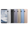 EF-QG955CSE Samsung Clear Cover Silver pro G955 Galaxy S8 Plus