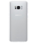 EF-QG955CSE Samsung Clear Cover Silver pro G955 Galaxy S8 Plus
