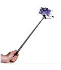 Selfie stick CELLY Mini selfie, spúšť cez 3.5mm jack, kompaktné rozmery, čierna