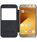 Púzdro Nillkin Qin S-View Samsung A320 Galaxy A3 2017 čierne
