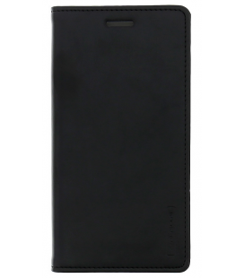 Mercury Blue Moon flip púzdro pre Samsung A320 Galaxy A3 2017 čierne