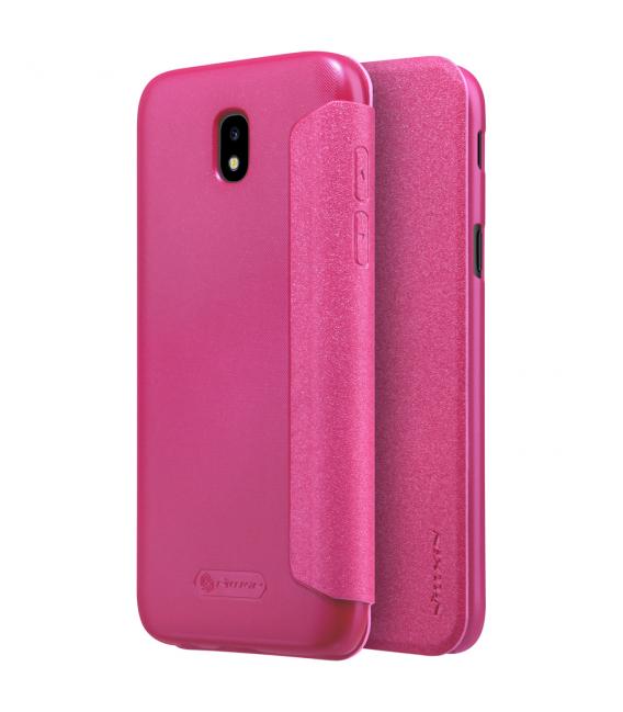 Púzdro Nillkin Sparkle Folio Samsung J730 Galaxy J7 2017 ružové ... 44b5c6ba1b9