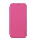 Púzdro Nillkin Sparkle Folio Samsung J730 Galaxy J7 2017 ružové