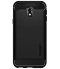 SPIGEN Samsung Galaxy J3 2017 Case Rugged Armor Black (580CS21499)