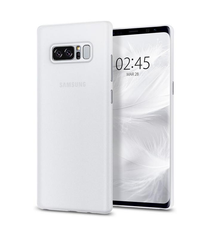 online store 6cd15 3db55 SPIGEN Air skin, clear Samsung Galaxy Note 8 (587CS22050)