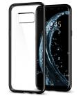 SPIGEN - Samsung Galaxy S8 Plus Case Ultra Hybrid Jet Black (571CS21682)