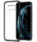 SPIGEN - Samsung Galaxy S8 Plus Case Ultra Hybrid Matte Black (571CS21682)