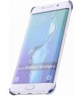 EF-QG928CBE Samsung Zadní Kryt Clear Blue pro G928 Galaxy S6 Edge + (EU Blister)