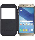 Púzdro Nillkin Qin S-View flipové Samsung Galaxy A5 2017 čierne