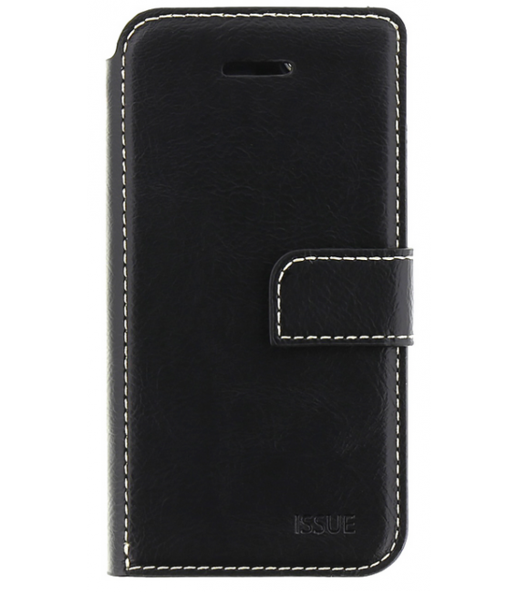 Púzdro Molan Cano Issue Book Samsung A520 Galaxy A5 2017 čierne