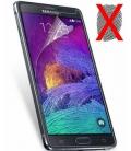 Antireflexná fólia pre Galaxy Note 4