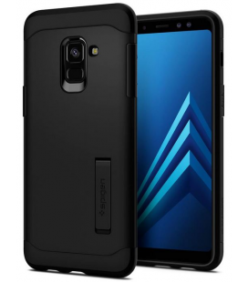 SPIGEN - Samsung Galaxy A8 2018 Case Slim Armor Black (590CS22753)