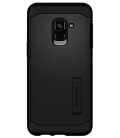 SPIGEN - Samsung Galaxy A8 2018 Case Slim Armor Black (590CS22753)