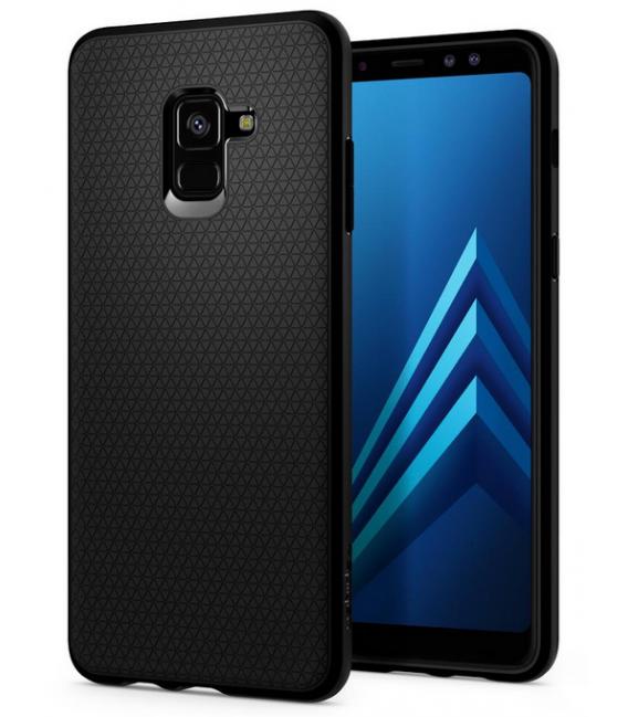 SPIGEN - Samsung Galaxy A8+ (2018) Liquid Air Armor (591CS22757)