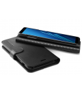 SPIGEN - Samsung Galaxy A8 2018 Case Wallet S Black (590CS22756)