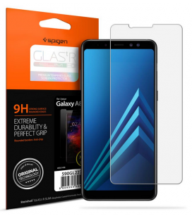 Spigen Glas.tR SLIM HD - Galaxy A8 (2018)