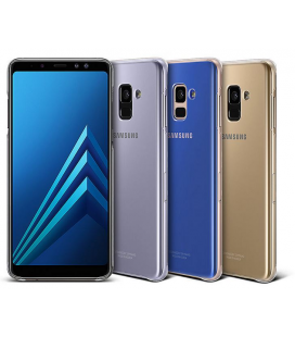 EF-QA530CTE Samsung Clear Cover Transparent Galaxy A8 2018 (EU Blister)