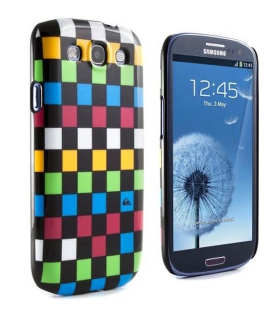 Zadný kryt Quiksilver pre Galaxy S3, Echo Beach